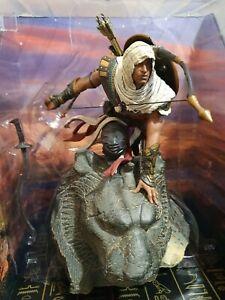 RARE XBOX ONE ASSASSINS CREED ORIGINS GODS EDITION - Game/Statue/Artbook/Map/CD