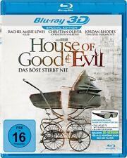 House of Good & Evil - Das Böse stirbt nie in 3D ( Horror-Thriller ) BLU-RAY NEU