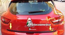 modanatura Portellone Portabagagli Stampato  Acciaio/Carbonio RENAULT CLIO IV 4