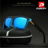 DUBERY Polarized Sunglasses Mens Outdoor Sports Driving Fishing Casual Eyewear