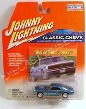 1968 '68 CHEVY CHEVROLET CAMARO RS SS CLASSIC CHEVY JOHNNY LIGHTNING JL DIECAST