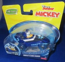 DISNEY JUNIOR MICKEY & THE ROADSTER RACERS DONALD'S CABIN CRUISER SUPER CHARGED