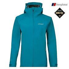 Womens Berghaus Paclite 2.0 Gore-Tex GTX Walking Hiking Jacket 14 Blue NEW £160