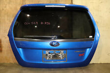 JDM 06-08 Subaru Forester SG9 STi OEM Rear Tailgate Hatch Glass Spoiler Wing