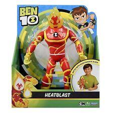 """Ben 10 Giant 10"""" Heatblast Action Figure"""
