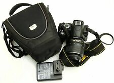 Nikon D3100 14.2 MP Digital SLR Camera with18-55 VR lens 7320 clicks