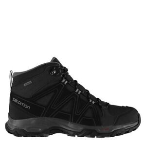 Salomon Sanford Mid GTX 409432 Mens Walking Boots Brand New