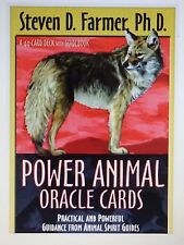 Power Animal Oracle Cards: Practical & Powerful Guidance fr Animal Spirit Guides