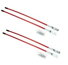 (4) New Universal SNOW PLOW Blade Markers / Guides for Western Snowplows 62265