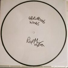 "Global Citizen - Signed WINGS 12"" Picture Disc TEST PRESSING - MINT"