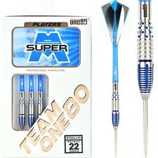 One80 Mario Vandenbogaerde Darts Set 22g grams Steel Tip Super Mario