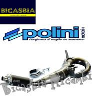 5483 - MARMITTA POLINI EVOLUTION PIAGGIO 200 VESPA PX - ARCOBALENO