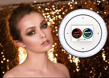 iPad Photo Booth Wall Mount, led ring light. Gif Booth,