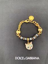 Neu Luxury Original DOLCE & GABBANA Damen Woman´s Armband Bracelet Jewelry 445€