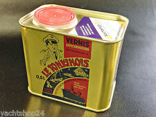 (43,-€/L) 500 ml Le Tonkinois Bootslack Chinaöl Lacköl - der Holzlack / Klarlack