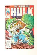Incredible Hulk # 342 - NEAR MINT 9.8 NM -  Avengers! MARVEL Comics