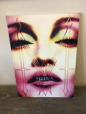 Madonna MDNA Tour Photo Book Concert Collectible Pictures Authentic 2012