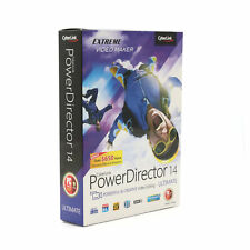 PC - CyberLink PowerDirector 14 Ultimate NEU & OVP
