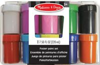 Melissa and Doug Poster Paint Set (BNIB) - 14123