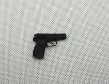 1//6 Battle Gear Toys 453 02 Revolver Peacemaker Poignée Marron Clair