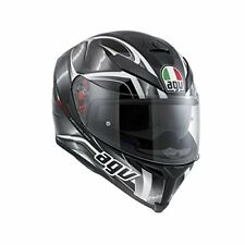 Casco Integrale K-5 S Agv E2205 Multi Pinlock Hurricane Black/gunmetal/white XS (4)