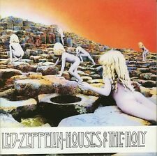 CD PAPER SLEEVE LED ZEPPELIN - HOUSES OF THE HOLY PAPER SLEEVE