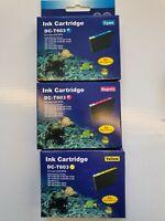 3x Tintenpatronen für Epson 603XL WF2835 WF2850 WF-2830 DWF XP2100 XP3100 XP4100