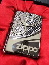Last unit on sale Zippo 80th Anniversary 2012 (DO NOT SELL TO U.S.)