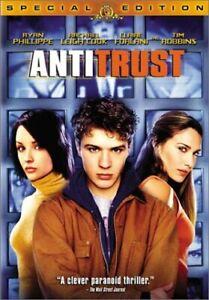 Brand New WS DVD Antitrust (Special Edition) Ryan Phillippe Tim Robbins Claire F