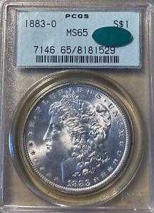 1883-O OGH! PCGS/CAC MS65 Morgan Silver Dollar