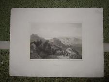 1850s,1ENG.GOOD L-VIEW,SIBENIK/SEBENICO,CROATIA,DALMATIA,