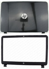 HP PAVILION 15-G 15-R 15T-R 15Z-G SCREEN TOP LID COVER+BEZEL 761695-001 H196+H56