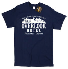 Overlook Hotel Mens Ladies T-shirt Inspired The Shining - Classic Horror Movie