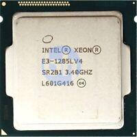 Intel Xeon E3-1285L V4 SR2B1 3.40Ghz 4-Core LGA1150 65W 6MB CPU