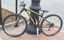 "Specialized Hardrock 17.5"" Frame Black Mountain Bike"
