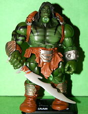MARVEL UNIVERSE SKAAR SON OF HULK LOOSE COMPLETE