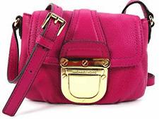 Michael Kors CHARLTON MANDARIN Women's CROSS-BODY LEATHER BAG MK23