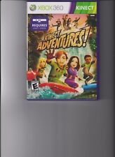 XBOX   360  KINECT  ADVENTURES     L@@@@@K