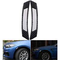 White Car Door Open Sticker Reflective Tape Safety Warning  Decal Styling Decor