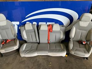 2014 Peugeot 208 Sport Heated Leather Interior