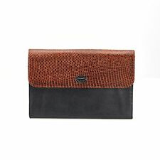 COLOMBO VIA DELLA SPIGA Ladies Leather Envelope Wallet Made in Italy