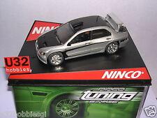 NINCO 50395 SLOT CAR MITSUBISHI LANCER TUNING SILVER MB