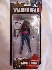McFarlane Toys Michonne Action Figure & Acc. Series Three 3 NEW The Walking Dead