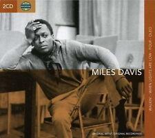2 CD-Set Box Miles Davis (when lights are low) 2007 Disky recording