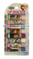 Lip Smacker* 8pc Balm/Gloss Disney Frozen Flavored/Scented Party Pack Set #003