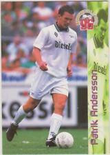 Panini Bundesliga Cards Collection 96 #43 Patrik Andersson Borussia M