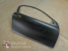 VAUXHALL TIGRA una pelle pannello porta anteriore, driver laterali, genuina, NUOVI 93-00 9115129