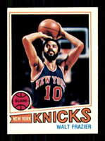 1977-78 Topps #129 Walt Frazier NM/NM+ Knicks 520846