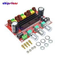 TPA3116D2 2.1 Channel 50Wx2+100W Digital Subwoofer Power Amplifier Board