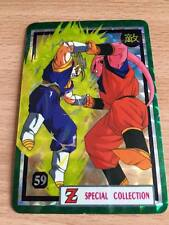 Carte Dragon Ball Z DBZ Special Collection Part 3 #59 Prisme MADE IN TAIWAN (2)